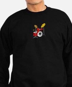 DRUM SET (4) Sweatshirt