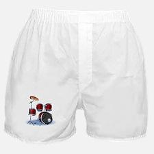 DRUM SET (5) Boxer Shorts
