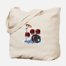 DRUM SET (5) Tote Bag