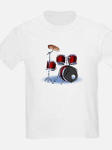 DRUM SET (5) T-Shirt