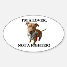 Rocco Lover Oval Decal