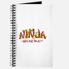 Secretary Dragon Ninja Journal