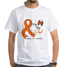 Leukemia Ribbon Dad Shirt