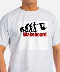 Unique Evolution of wakeboarding T-Shirt
