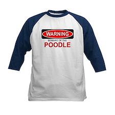 Beware Poodle Tee