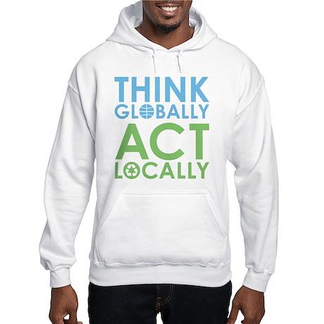 Environmentalist Hooded Sweatshirt