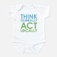 Environmentalist Infant Bodysuit
