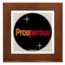 Prosperity Framed Tile