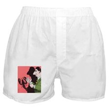 Cute Lobster Boxer Shorts