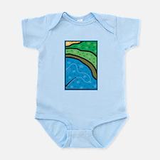 Cast A Line Infant Bodysuit