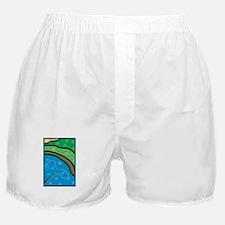 Cast A Line Boxer Shorts