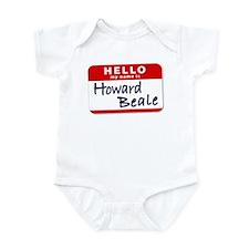 Howard Beale Infant Bodysuit