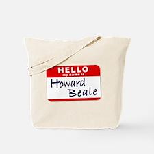 Howard Beale Tote Bag