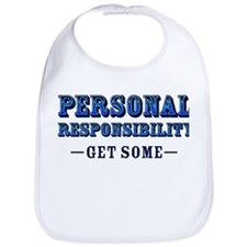 Personal Responsibility Bib