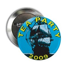 """Tea Party 2009 2.25"""" Button"""