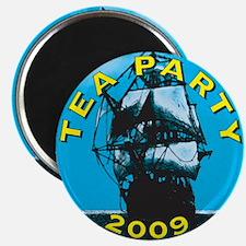 Tea Party 2009 Magnet