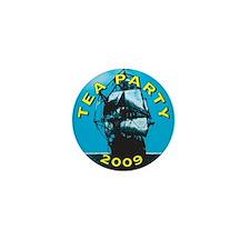 Tea Party 2009 Mini Button