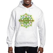 Gastroparesis Lotus Hoodie