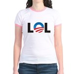 LOL Jr. Ringer T-Shirt