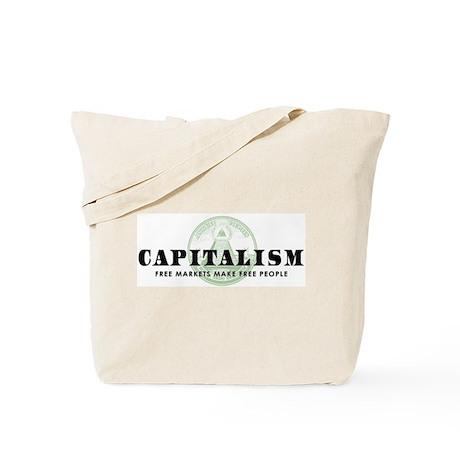 Capitalism Tote Bag