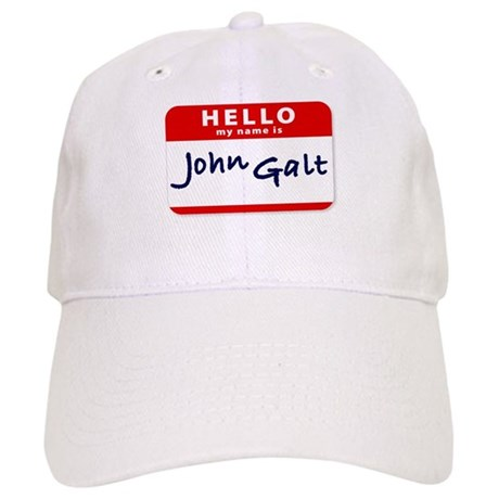 My Name is John Galt Cap