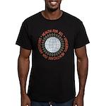 Universal HealthCare Men's Fitted T-Shirt (dark)