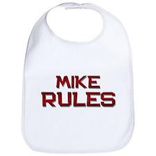 mike rules Bib
