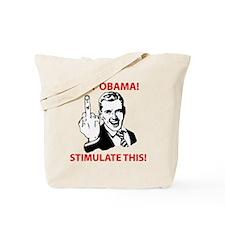 Stimulate This! Tote Bag