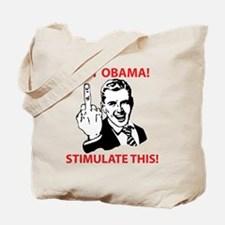 Stimulate This! Tote Bag
