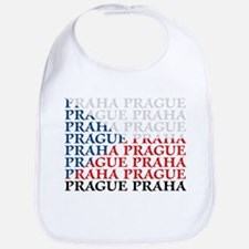 Prague Flag Bib