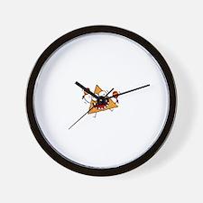 Cool Animation Wall Clock