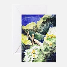 by A. Hosford  Greeting Cards (Pk of 10)