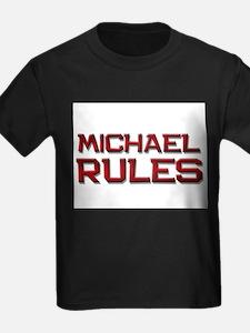 michael rules T