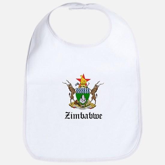 Zimbabwean Coat of Arms Seal Bib