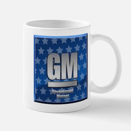 Government Motors Mug