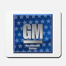 Government Motors Mousepad