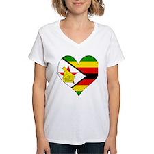 I Love Zimbabwe Shirt