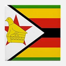 Zimbabwean Tile Coaster