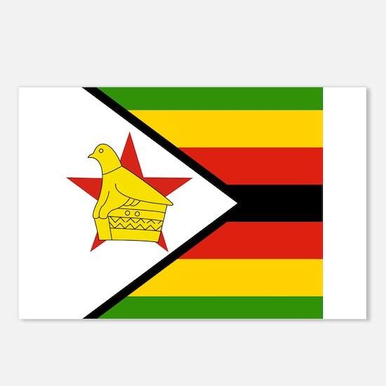 Zimbabwean Postcards (Package of 8)