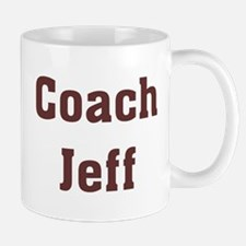Personalized Jeff Mug