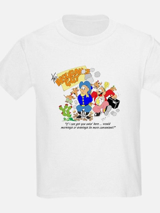 ... mornings or evenings ... T-Shirt