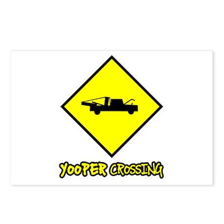 Yooper Crossing Postcards (Package of 8)