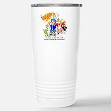 ... mornings or evenings ... Travel Mug