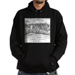 Little River Lighthouse Hoodie (dark)