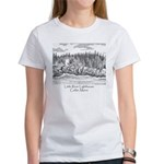 Little River Lighthouse Women's T-Shirt