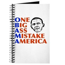 Obama: One Big Ass Mistake America Journal