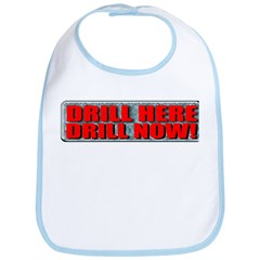 Drill Here Bib
