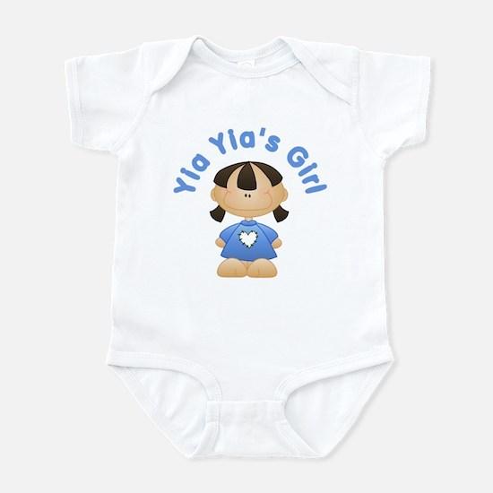 Yia Yia's Girl Cute Infant Bodysuit