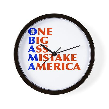 One Big Ass Mistake America 45
