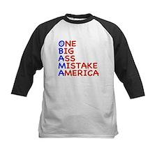 Obama: One Big Ass Mistake America Tee